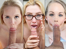 Compilation videos XXX that can satisfy all of your sexual urges . from blowjob porn to ebony gangbang and cum on pussy with sticky facial