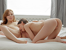 Sexy naked lesbians fucking in free lesbian porn videos. See how these adorable lezzies enjoy 69 sex and share lesbo love in sorority