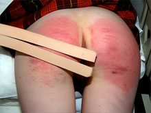 Free spanking videos also scenes of male whipping and hard caning. Cute girls have their bottom punished in shameful spanking porn action