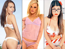 Free porn stars movies where they pose in nylon and stockings and fuck at porn party. You name any hot pornstar . and we have her
