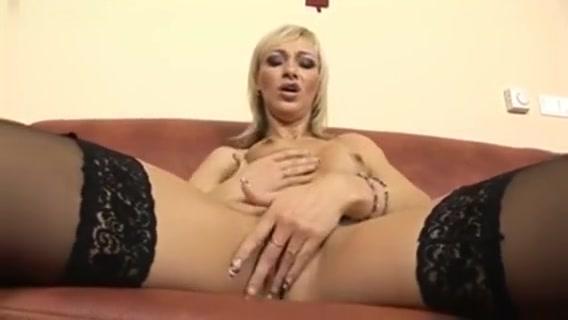 Video 929701004: dildo shaved pussy masturbation, blonde fingering masturbation, dildo masturbation hd, stockings fingers
