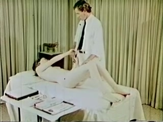 Sexy babe enjoying a great fuck in this vintage video