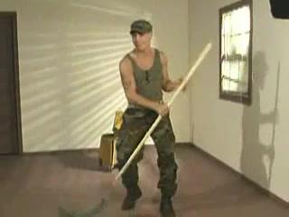 sexy vintage homo military