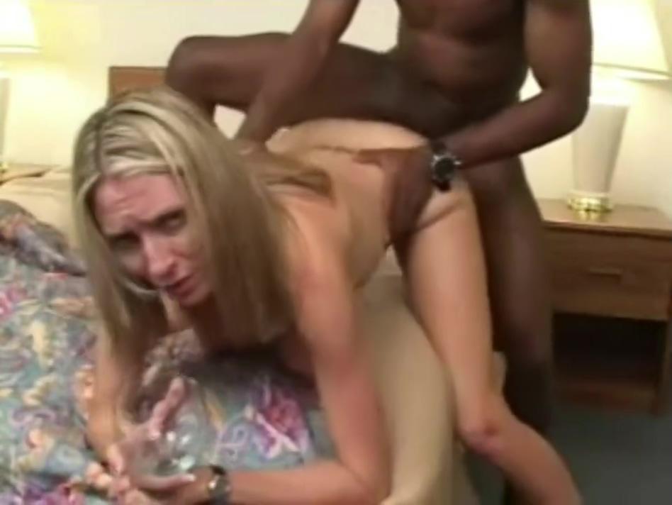 Sloppy Blowjob Black Cock