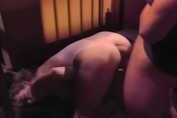 Sexy Vintage Anal
