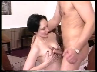 Hairy vintage pussies getting hardcore deep pounding