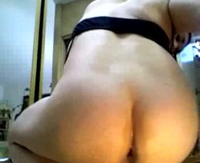 Ass toying