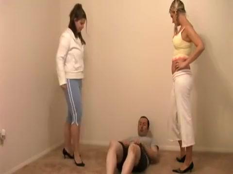 Stiletto Heel Workout 2