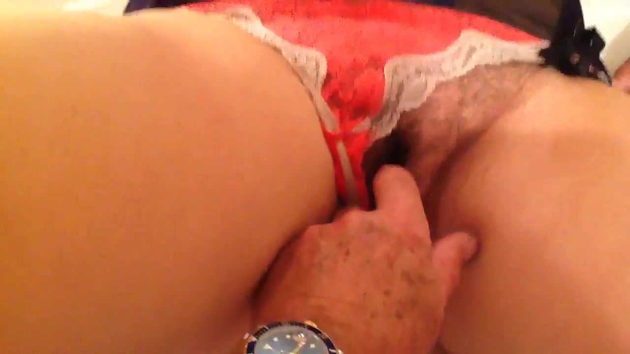 Cumming in my panties part 1