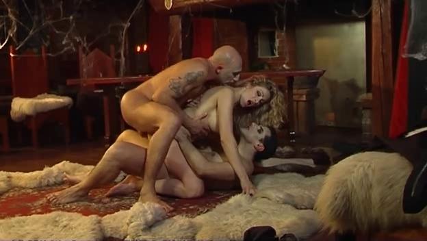 Порно с вампирами видио