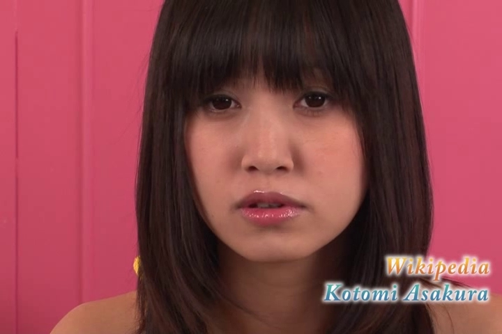 Kotomi Asakura in Wikipedia