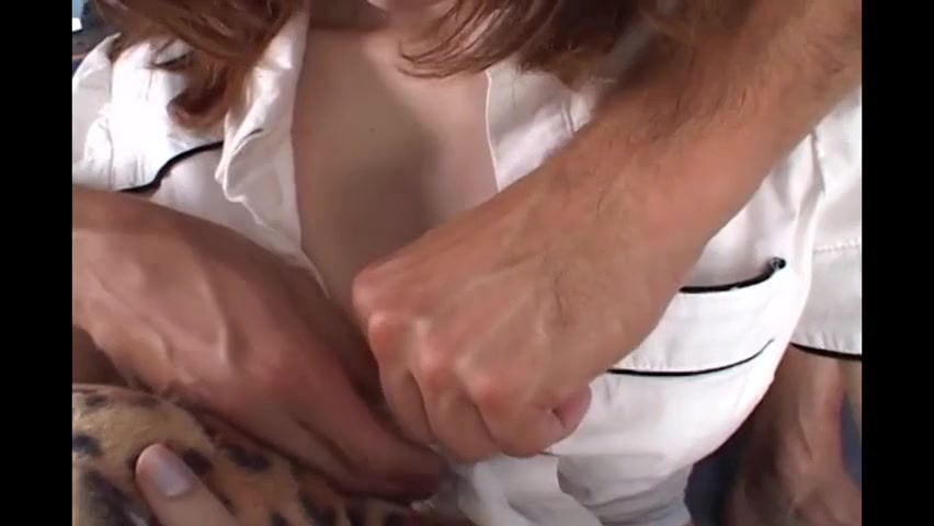 Latina Tgirl Kimber James in hardcore ass pounding and cum swallow