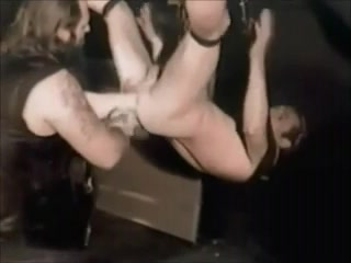 Retro Homo Suspend And Fist