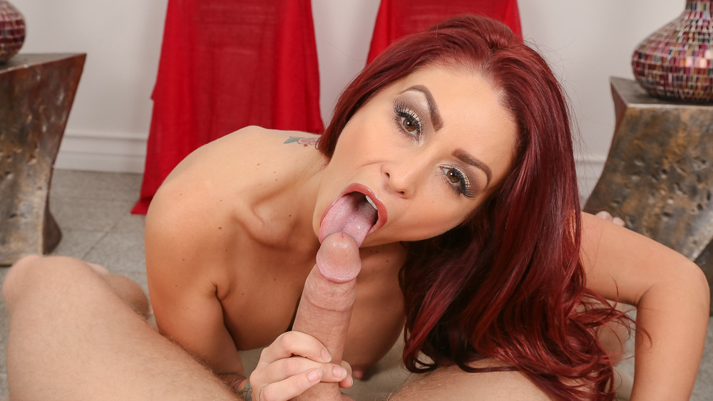 Monique Alexander & Richie Black in Housewife 1 on 1