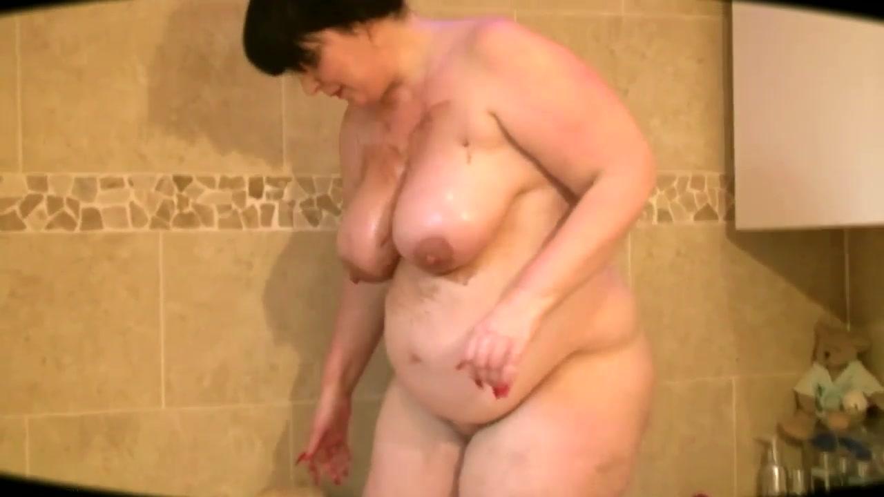 Big Butt BBW Mature - 134
