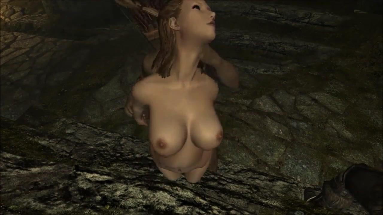 image Perils of escaped skyrim slavegirl 11