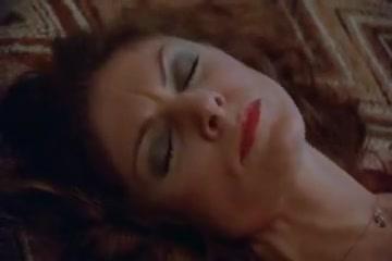 Kay Parker masturbating