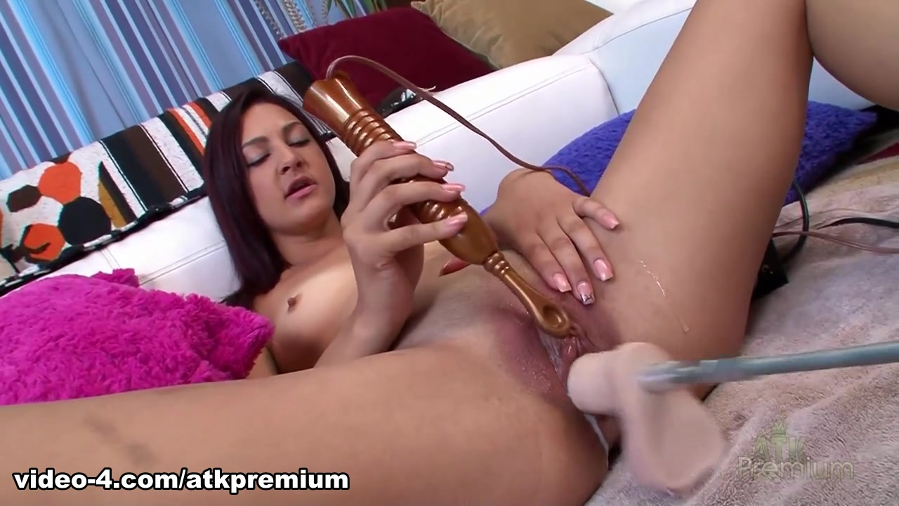 Nikki Chase - Sex Machine Movie