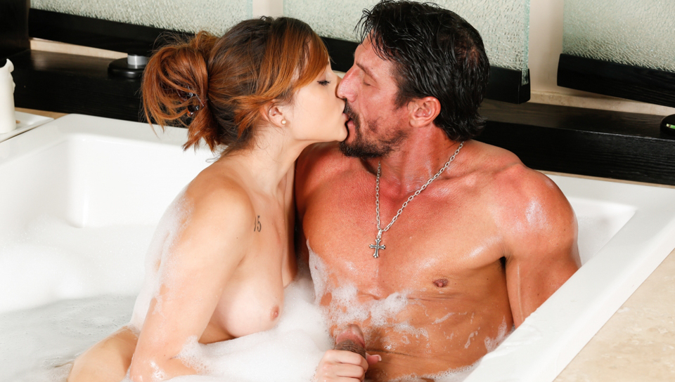 Ariana Marie, Tommy Gunn in Second Time Around Scene