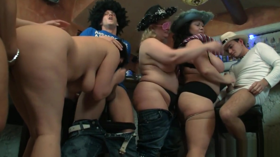 Video 1020053004: chubby bbw girl, group bbw orgy, bbw big ass tits, orgy party girls