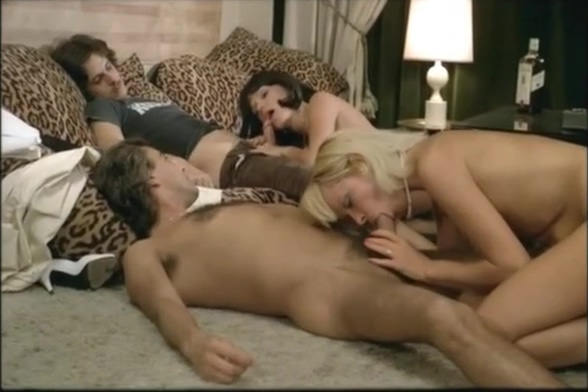 Video 1092085104: brigitte lahaie, vintage group sex, voyeur couple, vintage hardcore