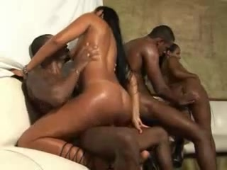 Exotic Group Sex video with Big Dick,Anal scenes