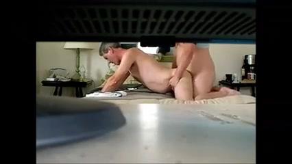 Bear fucked by hard top
