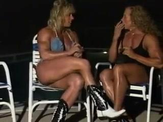 Lora Ottenad & Renee O'Neill - Muscle Show