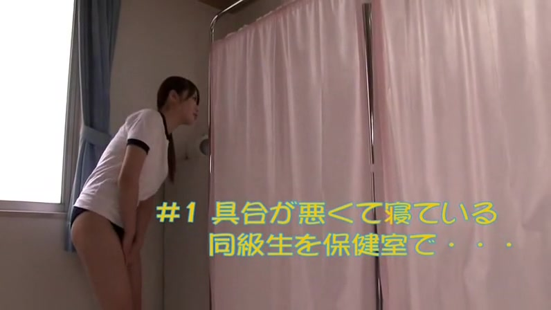 Exotic College clip with Asian,Panties scenes
