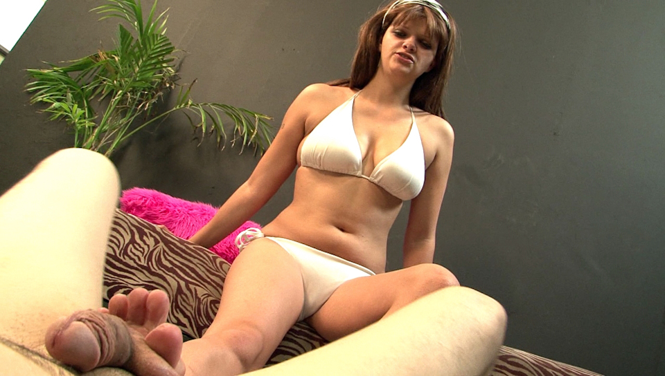 Amber Leah, Eric Jover in Put Your Feet On My Meat #04, Scene #03