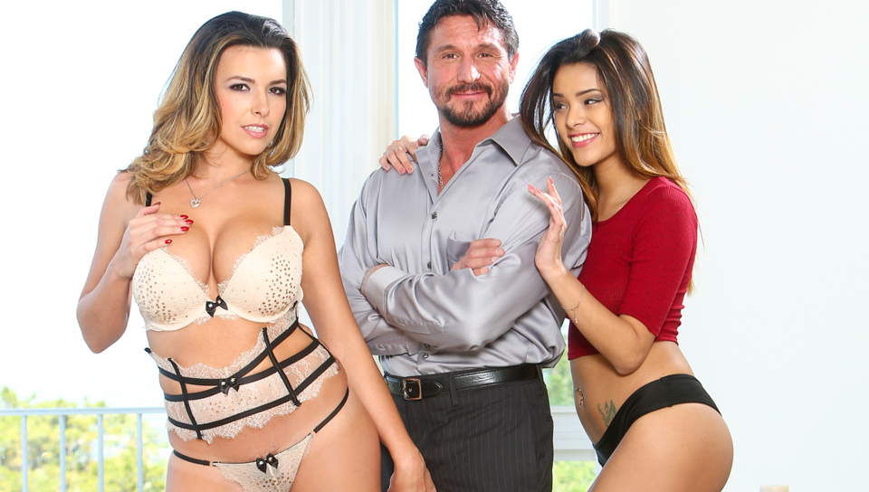 danica dillon and josie jagger and tommy gunn want to fuck my daughter have to fuck me first # 22, scene # 01
