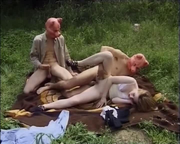 Смотреть видео секс со свиньями онлайн