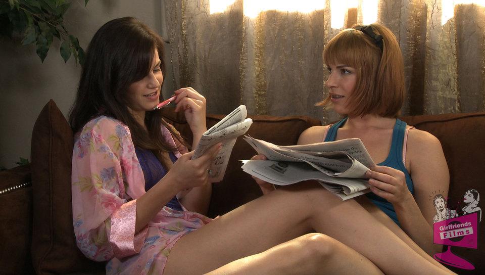 Bobbi Starr & Dana DeArmond in Lesbian Bridal Stories #04, Scene #04