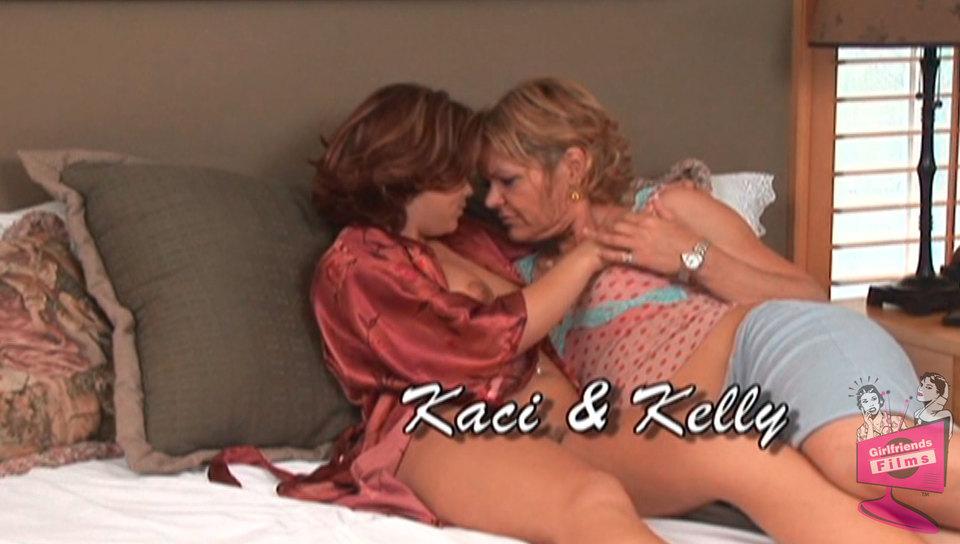 Kelly Leigh & Kaci Starr & Bibette Blanche in Lesbian Seductions #07