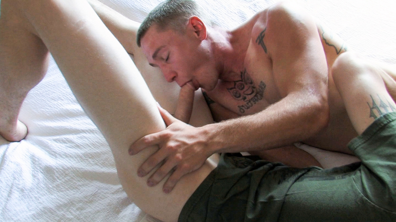 Cody & Tim Military Porn Video