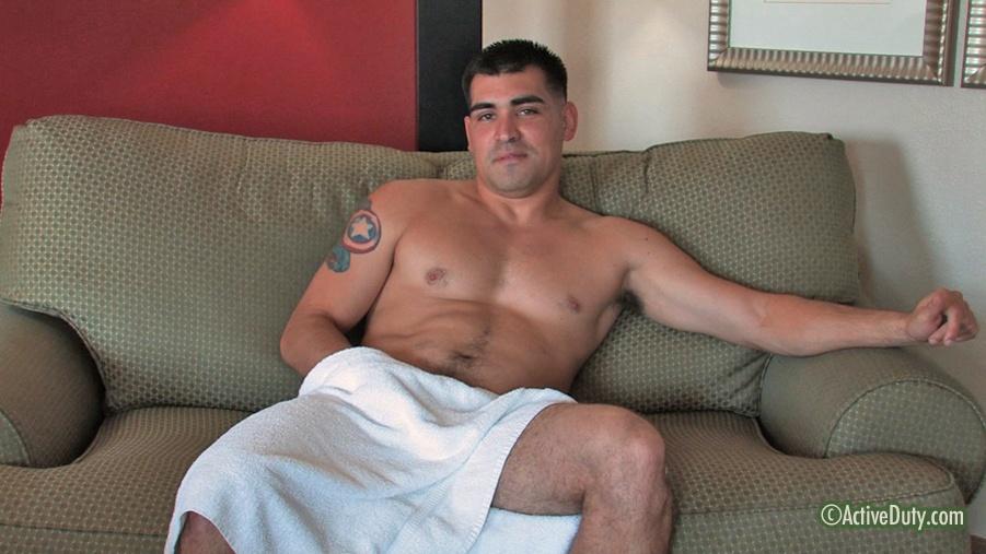 Alan Military Porn Video