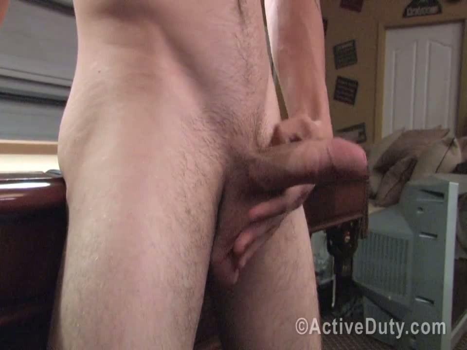 Zander Military Porn Video
