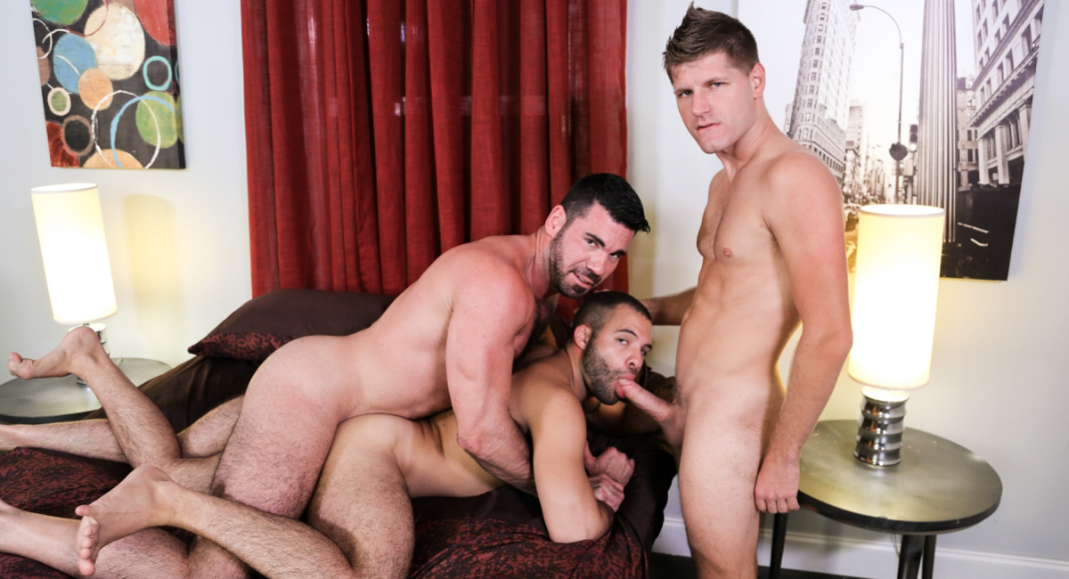 Billy Santoro & Braxton Smith & Peter Fields in Tomorrow Video