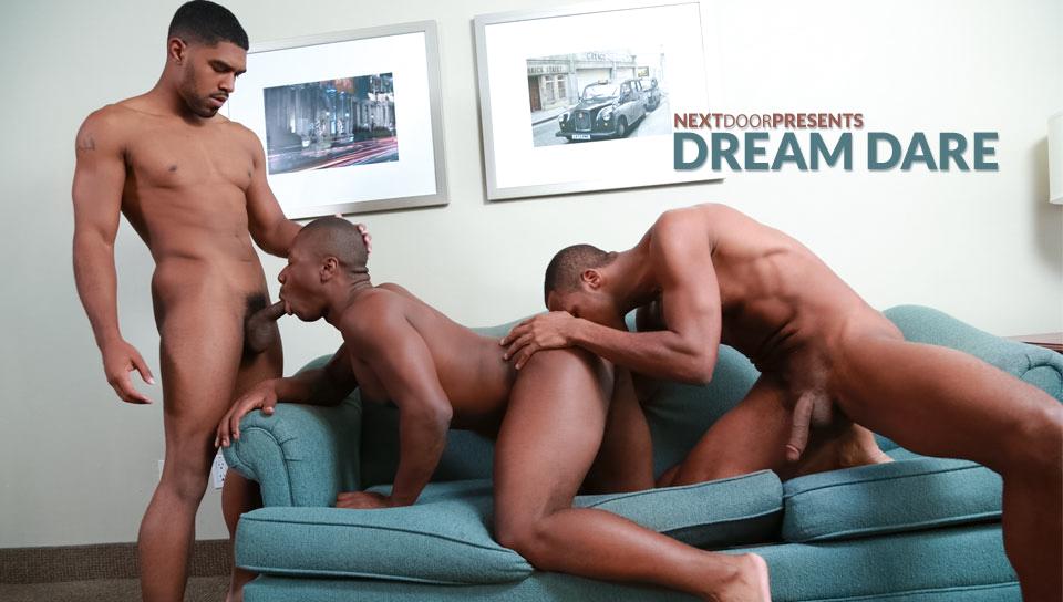 Damian Brooks & XL & Andre Donovan in Dream Dare XXX Video