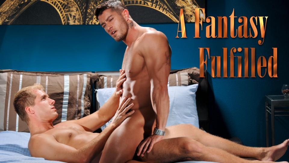 Cody Cummings & Brandon Lewis in A Fantasy Fulfilled XXX Video