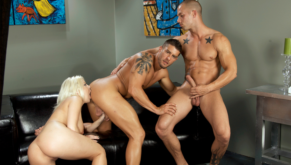 Brittany Amber & Cody Cummings & Rod Daily in The Bet XXX Video