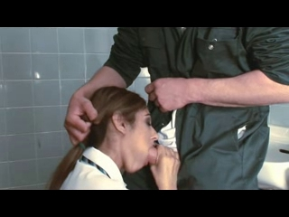 British wench Sahara Knite acquires screwed in the crapper
