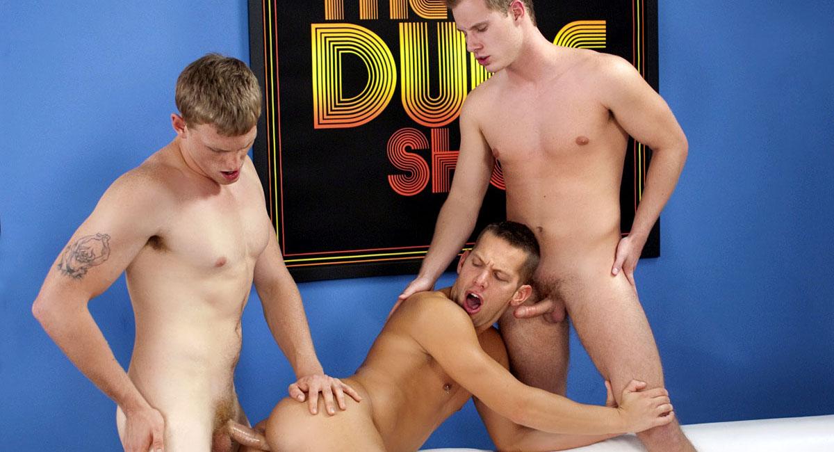 Brandon Bangs & Shane Frost & Tyler Andrews in The Dude Show 2 Scene