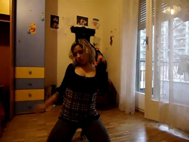 salope dance