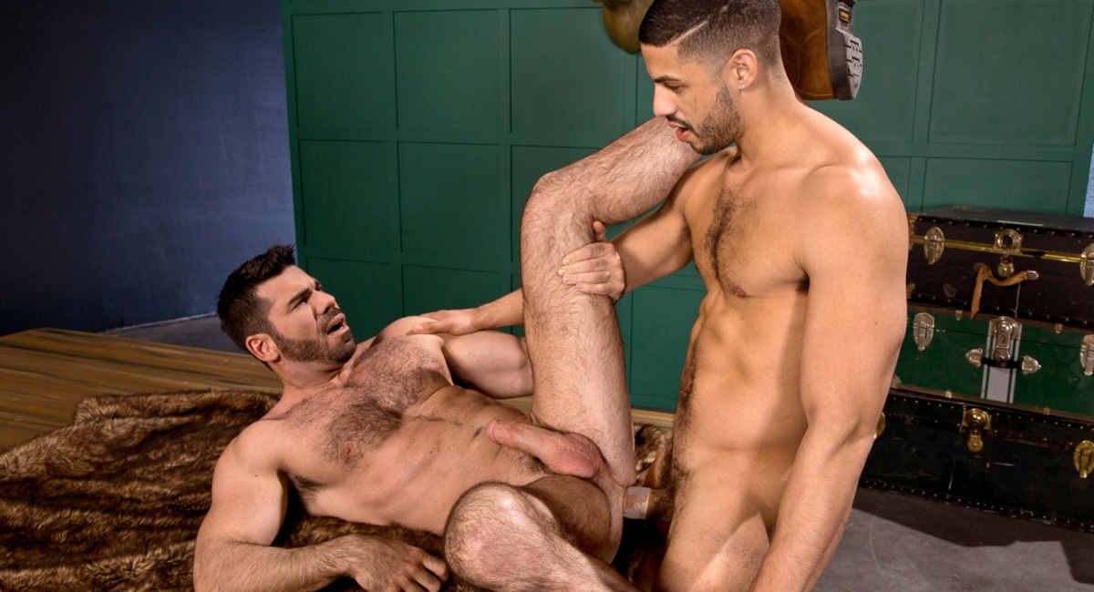 Billy Santoro & Tyce Jax in Fuck Yeah! Video
