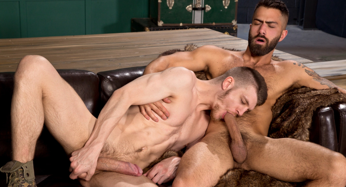 Adam Ramzi & Caleb King in Fuck Yeah! Video