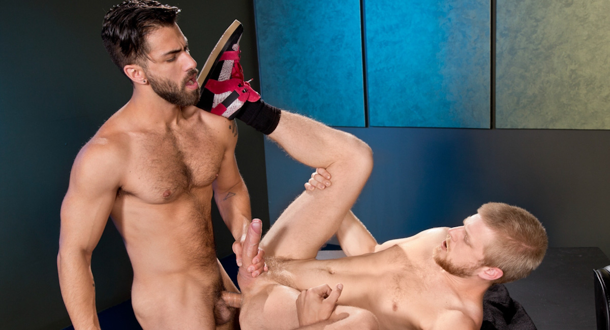 Logan Stevens & Adam Ramzi in Balls Deep Video