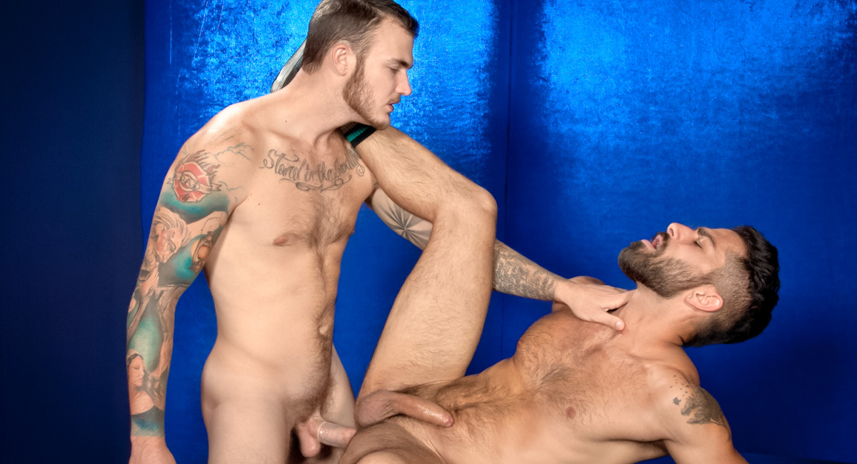 Christian Wilde & Adam Ramzi in Tight Video
