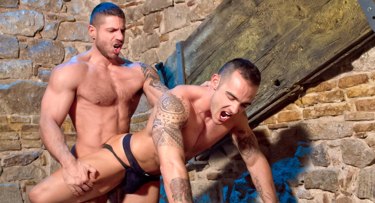 Adrian Toledo & Axel Brooks in Sexo In Barcelona - Part 2 Video