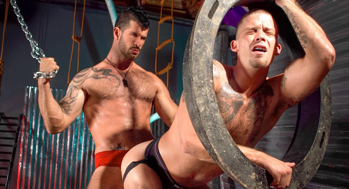 Adam Killian & Caleb Colton in Cock Tease, Scene #04